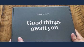 Warby Parker TV Spot, 'Home Try-On + Virtual Try-On Testimonials Pt.2' - Thumbnail 1