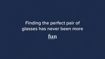 Warby Parker TV Spot, 'Home Try-On + Virtual Try-On Testimonials Pt.2' - Thumbnail 10