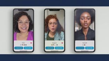 Warby Parker TV Spot, 'Home Try-On + Virtual Try-On Testimonials Pt.2' - Thumbnail 7