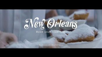 Visit New Orleans TV Spot, 'The New Orleans You've Missed: Cuisine'