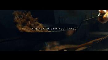 Visit New Orleans TV Spot, 'The New Orleans You've Missed: Cuisine' - Thumbnail 5