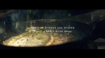 Visit New Orleans TV Spot, 'The New Orleans You've Missed: Cuisine' - Thumbnail 6