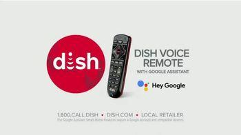 Dish Voice Remote TV Spot, 'Control' - Thumbnail 10