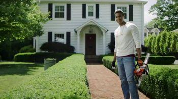 STIHL TV Spot, 'PBS: Family Yard Work' - Thumbnail 6
