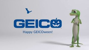 GEICO TV Spot, 'Jeopardy: Halloween: Tea Party' - Thumbnail 5
