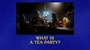 GEICO TV Spot, 'Jeopardy: Halloween: Tea Party' - Thumbnail 4
