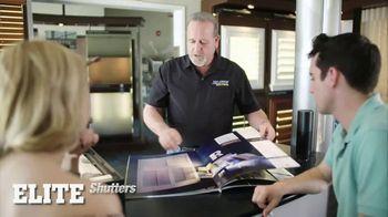 Hunter Douglas Elite Shutters & Shadings TV Spot, 'Enjoying Your Life'