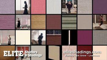 Hunter Douglas Elite Shutters & Shadings TV Spot, 'Enjoying Your Life' - Thumbnail 7