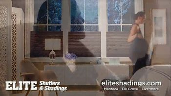Hunter Douglas Elite Shutters & Shadings TV Spot, 'Enjoying Your Life' - Thumbnail 8
