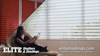 Hunter Douglas Elite Shutters & Shadings TV Spot, 'Enjoying Your Life' - Thumbnail 9