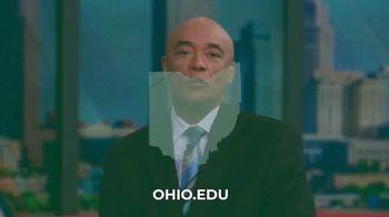 Ohio University TV Spot, 'Broadcast Journalism' Featuring Roosevelt Leftwich - Thumbnail 8