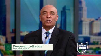 Ohio University TV Spot, 'Broadcast Journalism' Featuring Roosevelt Leftwich - Thumbnail 2
