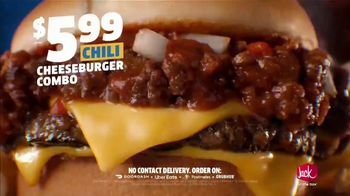 Jack in the Box Chili Cheeseburger Combo TV Spot, 'Pretty: Dance Moves' - Thumbnail 7