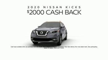 2020 Nissan Kicks TV Spot, 'Flex Your Tech' Song by Louis The Child, K.Flay [T2] - Thumbnail 9