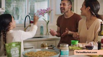 Thrive Market TV Spot, 'The Sanders: Free Gift'
