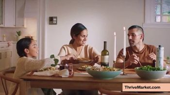 Thrive Market TV Spot, 'The Sanders: Free Gift' - Thumbnail 4