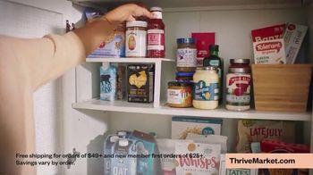 Thrive Market TV Spot, 'The Sanders: Free Gift' - Thumbnail 8