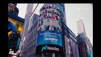 NASDAQ Rackspace Technology TV Spot, 'A Few Moments' - Thumbnail 6