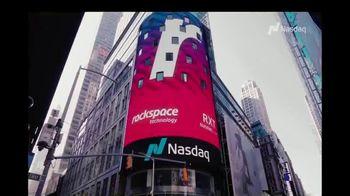 NASDAQ Rackspace Technology TV Spot, 'A Few Moments'