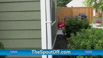 The SpoutOff TV Spot, 'Optimize Your Rain Gutter System' - Thumbnail 2