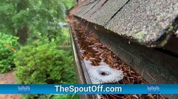 The SpoutOff TV Spot, 'Optimize Your Rain Gutter System' - Thumbnail 3