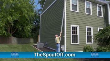 The SpoutOff TV Spot, 'Optimize Your Rain Gutter System' - Thumbnail 5