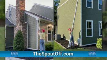 The SpoutOff TV Spot, 'Optimize Your Rain Gutter System' - Thumbnail 6