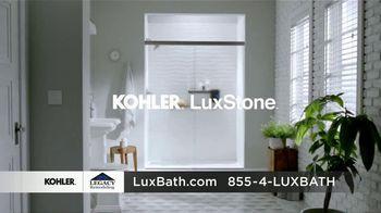 Kohler Luxstone Shower TV Spot, 'Drab to Fab: $1,000 Off' - Thumbnail 1