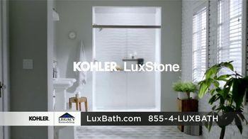 Kohler Luxstone Shower TV Spot, 'Drab to Fab: $1,000 Off' - Thumbnail 2