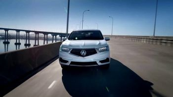 2020 Acura MDX TV Spot, 'Performance and Versatility' [T2] - Thumbnail 2