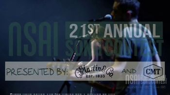 NSAI 21st Annual Song Contest TV Spot, 'CMT: Send Your Best Songs' Feat. Tenille Townes - Thumbnail 2