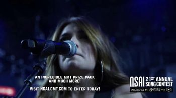 NSAI 21st Annual Song Contest TV Spot, 'CMT: Send Your Best Songs' Feat. Tenille Townes - Thumbnail 4