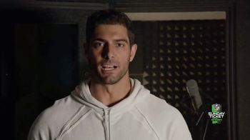 DIRECTV NFL Sunday Ticket TV Spot, 'Week Seven' Featuring Jimmy Garoppolo - 3 commercial airings