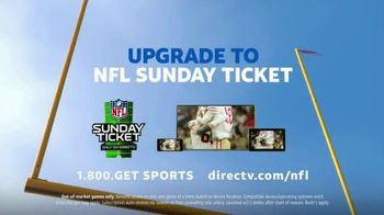DIRECTV NFL Sunday Ticket TV Spot, 'Week Seven' Featuring Jimmy Garoppolo - Thumbnail 10