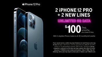 T-Mobile TV Spot, '5G Coverage Leader: iPhone 12 Pro' Song by Queen - Thumbnail 10