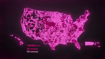 T-Mobile TV Spot, '5G Coverage Leader: iPhone 12 Pro' Song by Queen - Thumbnail 2