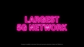 T-Mobile TV Spot, '5G Coverage Leader: iPhone 12 Pro' Song by Queen - Thumbnail 6
