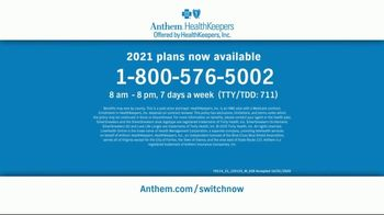 Anthem Blue Cross and Blue Shield TV Spot, 'Northern Virginia: 2021 Medicare Plans' - Thumbnail 10