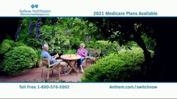 Anthem Blue Cross and Blue Shield TV Spot, 'Northern Virginia: 2021 Medicare Plans' - Thumbnail 3