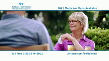 Anthem Blue Cross and Blue Shield TV Spot, 'Northern Virginia: 2021 Medicare Plans' - Thumbnail 4