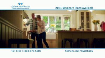 Anthem Blue Cross and Blue Shield TV Spot, 'Northern Virginia: 2021 Medicare Plans' - Thumbnail 5