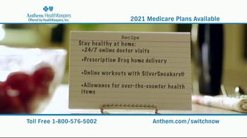Anthem Blue Cross and Blue Shield TV Spot, 'Northern Virginia: 2021 Medicare Plans' - Thumbnail 7
