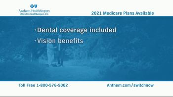 Anthem Blue Cross and Blue Shield TV Spot, 'Northern Virginia: 2021 Medicare Plans' - Thumbnail 8