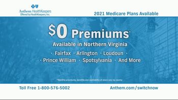 Anthem Blue Cross and Blue Shield TV Spot, 'Northern Virginia: 2021 Medicare Plans' - Thumbnail 9