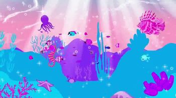 Barbie Color Reveal Mermaid Series TV Spot, 'Disney Junior: Dive In' - Thumbnail 2