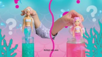 Barbie Color Reveal Mermaid Series TV Spot, 'Disney Junior: Dive In' - Thumbnail 5