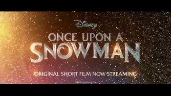 Disney+ TV Spot, 'Once Upon a Snowman' - Thumbnail 8