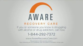 Aware Recovery Care TV Spot, 'Pandemic Barriers to Recovery' - Thumbnail 10
