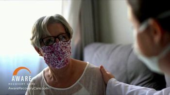 Aware Recovery Care TV Spot, 'Pandemic Barriers to Recovery' - Thumbnail 5