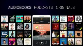 Audible TV Spot, 'All in One Place: Research' Featuring Kevin Hart, Malcolm Gladwell - Thumbnail 9